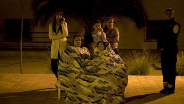 Madrid envía a Lorca módulos prefabricados para viviendas y escuelas