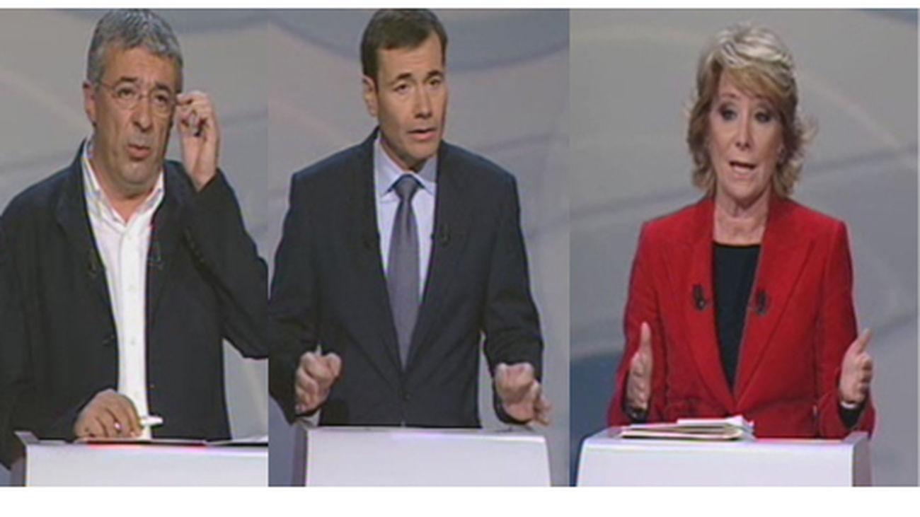 La campaña electoral se paraliza en Madrid en solidaridad con Murcia