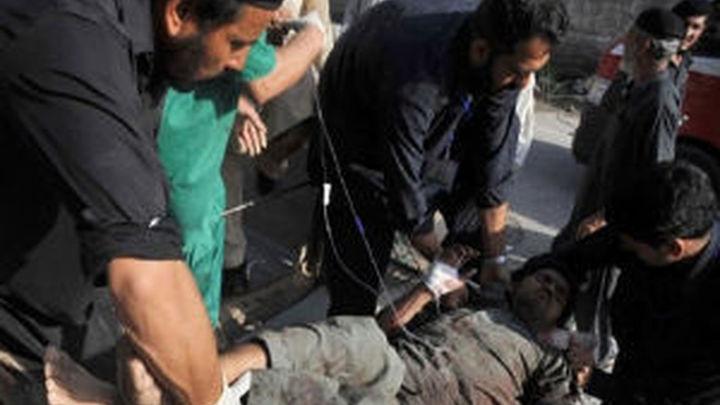 Los talibanes vengan la muerte de Bin Laden en Pakistán con 88 muertos en un doble ataque suicida