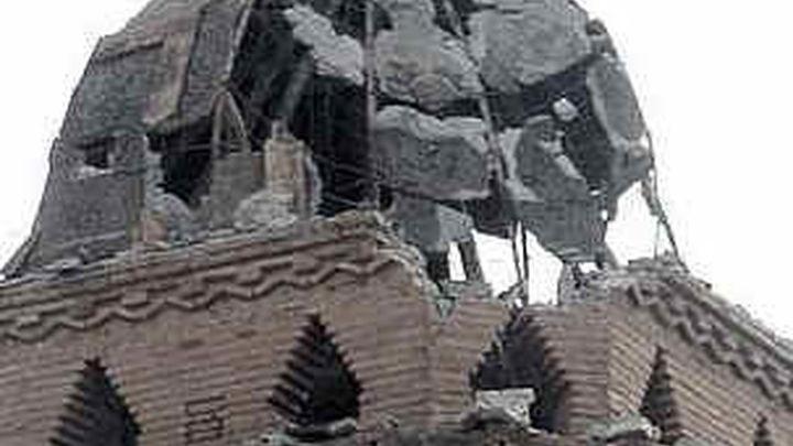 Lorca recuerda el terremoto de hace tres años
