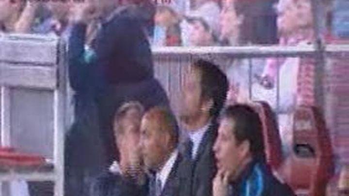 Así fue el adiós de Quique Sánchez Flores en el Calderón