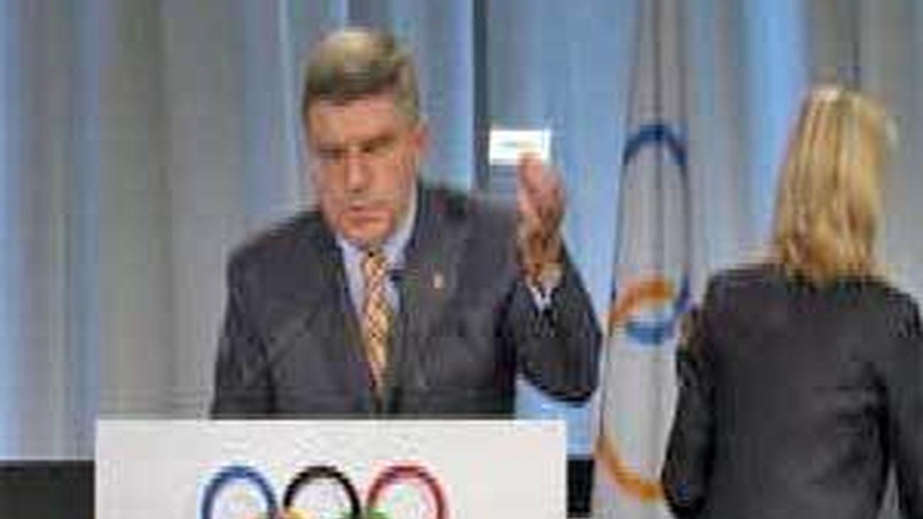 El COI aplaza una semana su invitación a presentar candidaturas a los Juegos Olímpicos de 2020