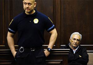 Dominique Strauss-Kahn, en la vista oral por un presunto delito de intento de violación