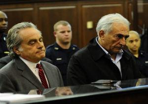 Strauss-Kahn ingresa en la cárcel neoyorquina de Rikers Island