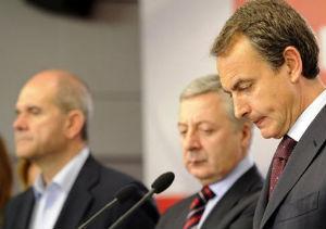 La Ejecutiva del PSOE analizará  este lunes la derrota electoral