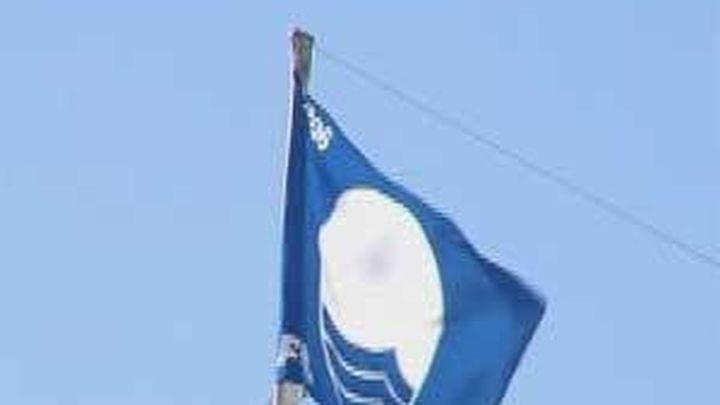 Las playas españolas ondearán 603 banderas azules este año