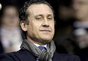 Valdano deja de ser director general del Real Madrid