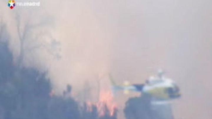 El incendio de Sant Joan en Ibiza podría convertirse  en el más grave de la historia de Baleares