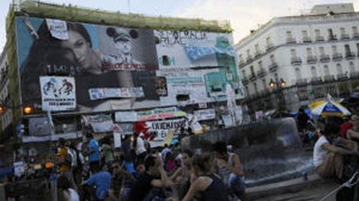 Comerciantes y gobierno regional exigen a Interior el desalojo de la Puerta del Sol