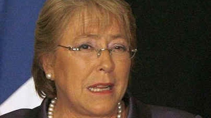 Michelle Bachelet, proclamada candidata presidencial en Chile