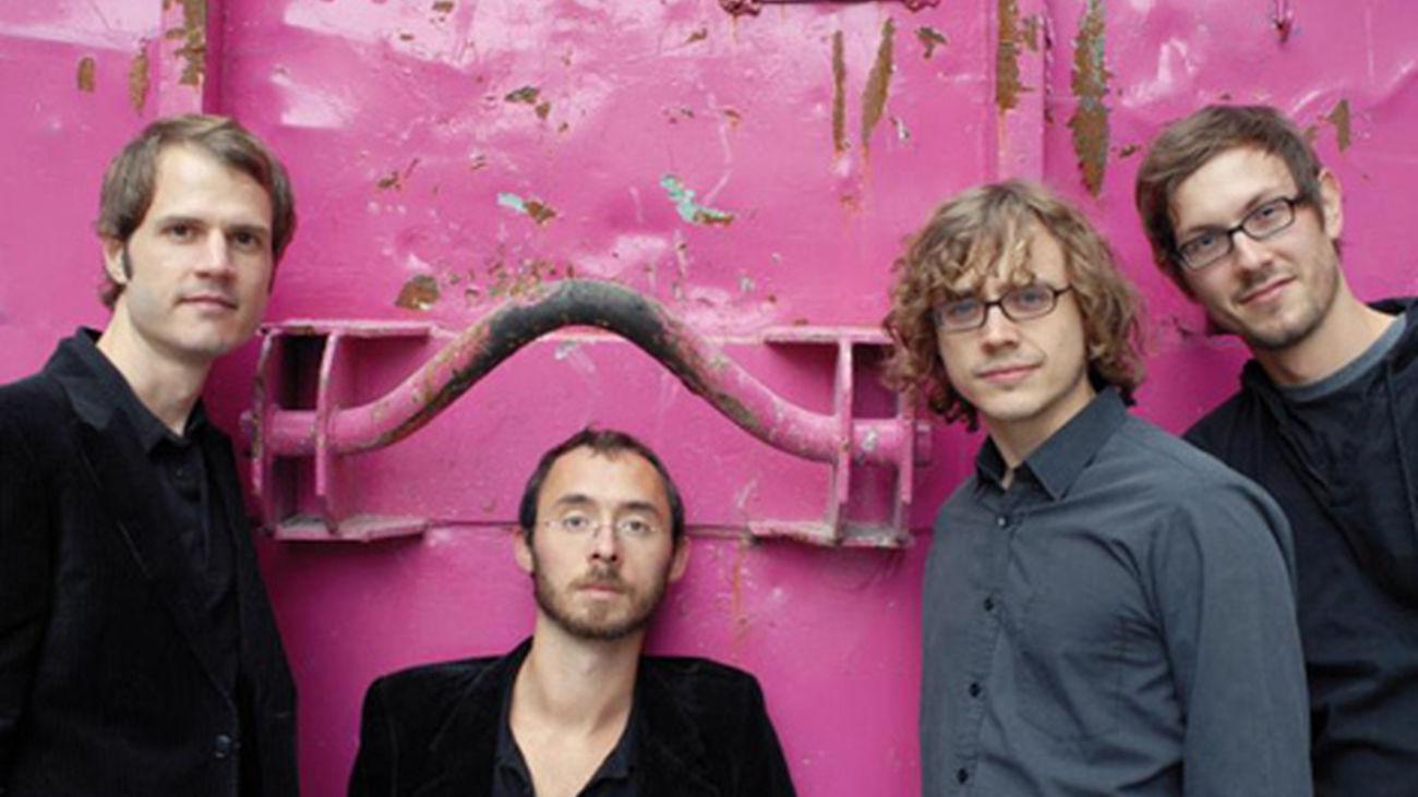 El grupo alemán max.bab llevará su jazz  a la azotea del Círculo de Bellas Artes