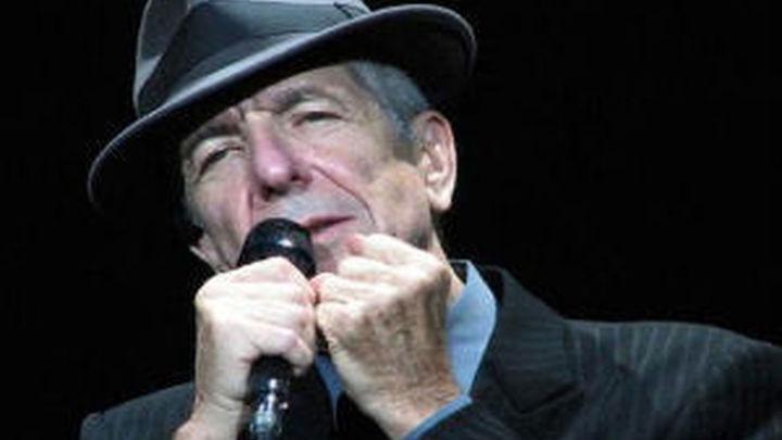 Leonard Cohen actuará en Madrid el 5 de octubre
