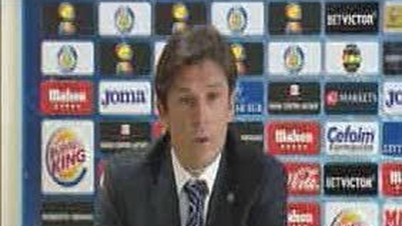 """Toni Muñoz: """"Somos un club vendedor""""."""