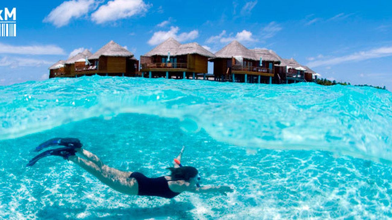 Islas Maldivas, el sueño de todo buceador