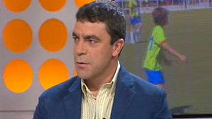 Manolo Sanchis cree que hay que tirar de la cantera madridista