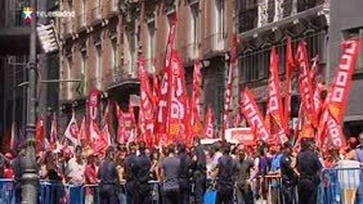 Los sindicatos impedirán que la reforma de los convenios se materialice