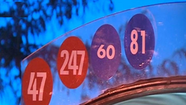 Las obras en Marcelo Usera obligan a desviar las rutas  de los autobuses 47, 247, N15 y L6