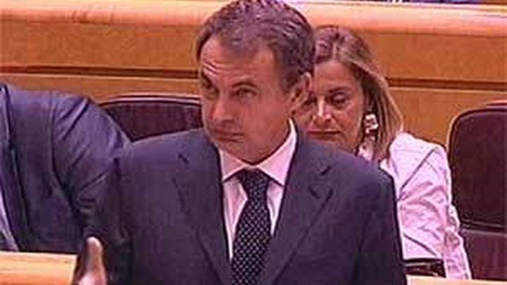 """Zapatero afirma que hay """"razones de interés general"""" para concluir la legislatura"""