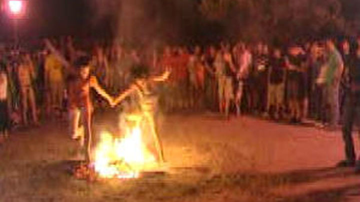 Fallecen dos jóvenes en la Coruña durante la celebración de la noche de San Juan