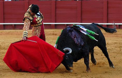 Carrusel Toros: Morante de la Puebla