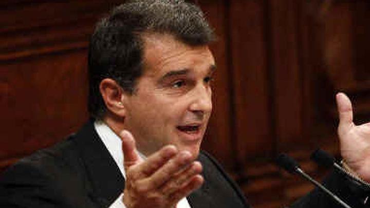 """Laporta: """"Hay que ser caradura y cobarde para no convocar elecciones"""""""