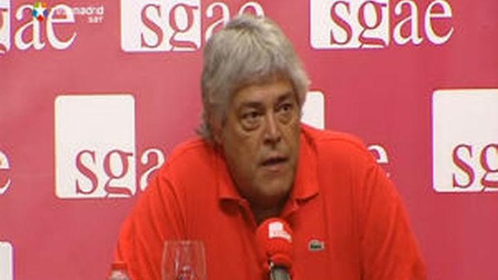 Una comisión rectora se hará cargo de la SGAE