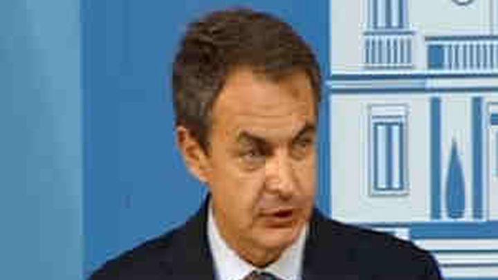 """Zapatero: Habrá """"un antes y un después"""" de la proclamación de Rubalcaba"""