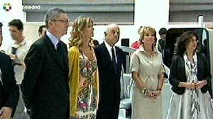 BBVA abre su centro de innovación con la presencia de Garmendia, Aguirre y Ruiz-Gallardón