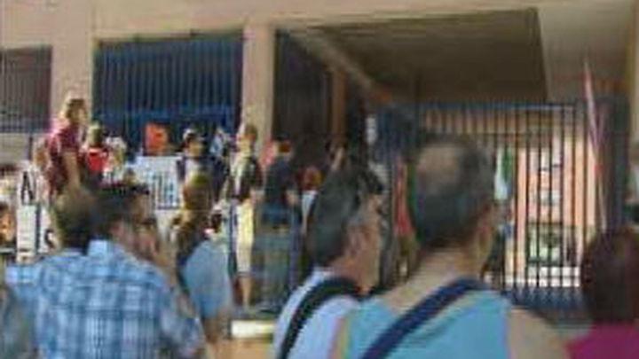 Suspendido el desahucio de una mujer y sus dos hijos en Leganés