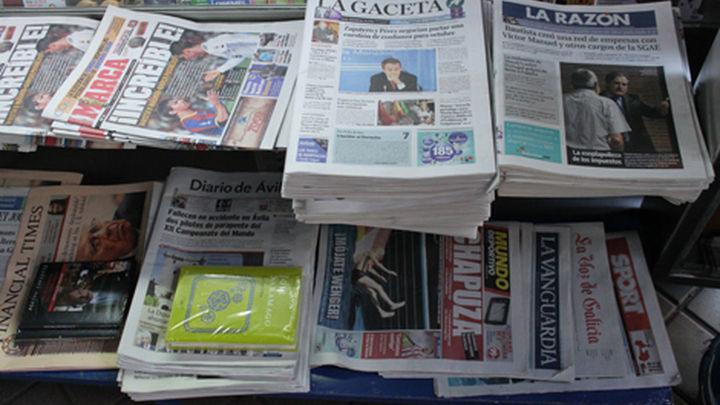 Los editores de diarios españoles apuestan por potenciar  el pago en Internet como complemento al papel