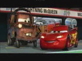 Rayo MacQueen regresa a los cines en 3D