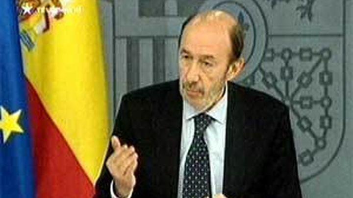 Rubalcaba abandonará el Gobierno de forma inmediata