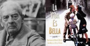 """Muere en Roma el judío que inspiró """"La vida es bella"""" de Roberto Benigni"""