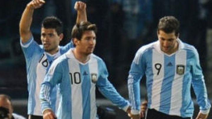 """Los """"españoles"""" de Argentina salvan su clasificación para cuartos de final"""