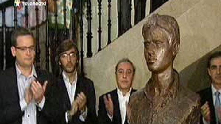 Basagoiti denuncia la estrategia de equiparación de las víctimas en el homenaje a Miguel Ángel Blanco