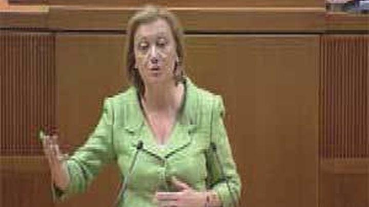 Luisa Fernanda Rudi proclamada presidenta de Aragón con los votos de PP y PAR