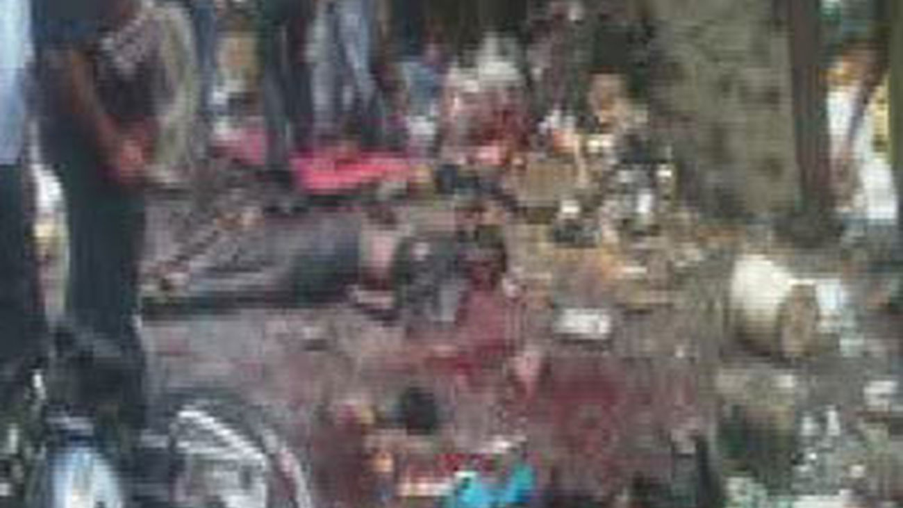 Al menos 21 muertos y 113 heridos en un ataque múltiple en Bombay