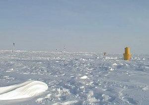 La banquisa ártica, un buen indicador del cambio climático