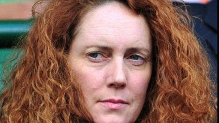 """La ex directora del """"News of the World"""", entre los detenidos por las escuchas"""