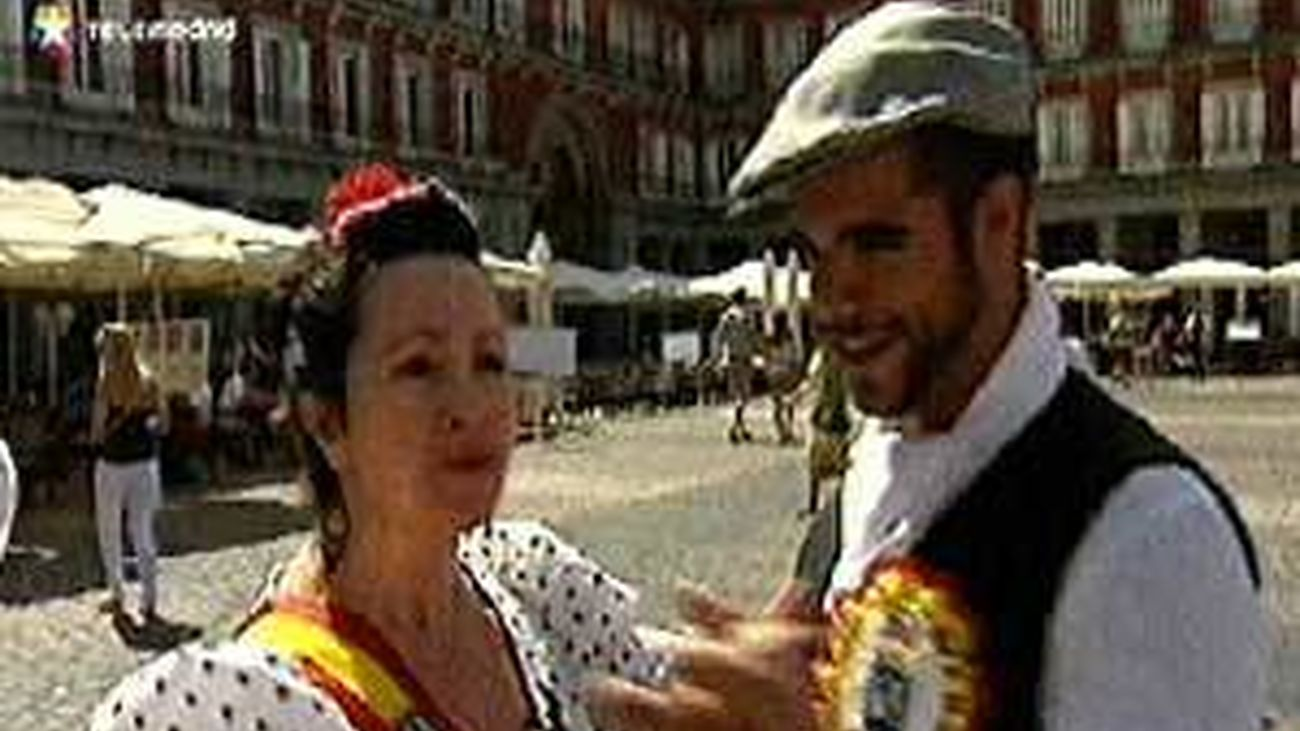El actor Luis Merlo dará el pistoletazo de salida a las fiestas más castizas de Madrid