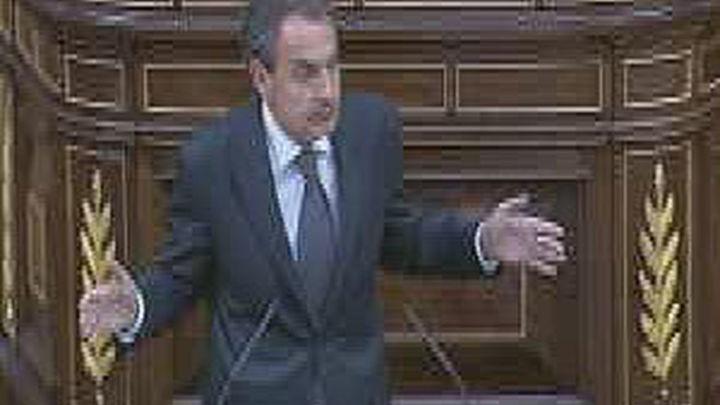 Zapatero pide a las Comunidades que cumplan su parte en la reducción del déficit