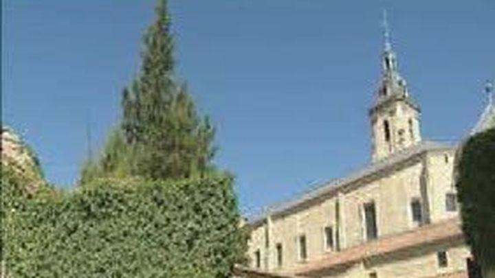 Los cuadros de Carducho sobre la vida de San Bruno vuelven al Monasterio de El Paular