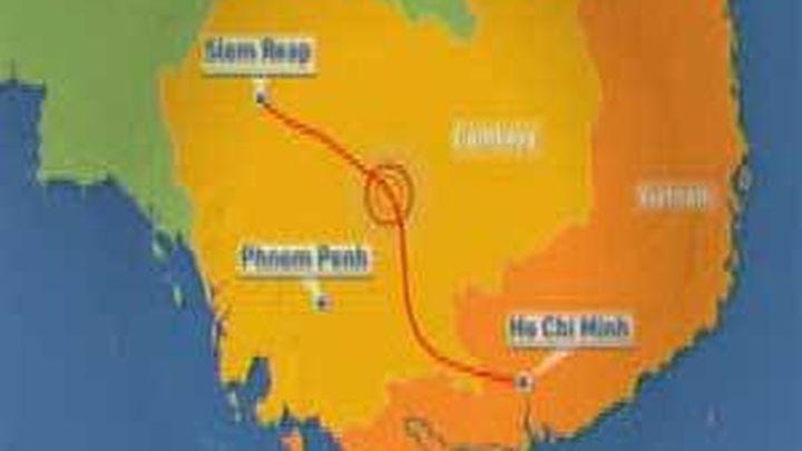 Tres turistas españolas entre las personas heridas en un accidente de autobús al este de Camboya