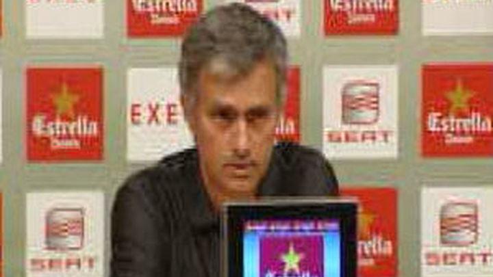 Así ven Mourinho y Guardiola a sus equipos, tras la Supercopa