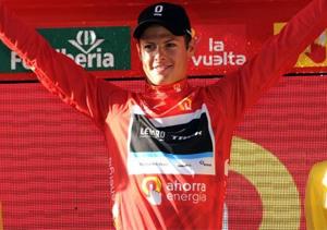 Primera etapa de la Vuelta