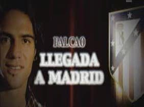 """Falcao quiere """"marcar una era en el Atlético"""""""