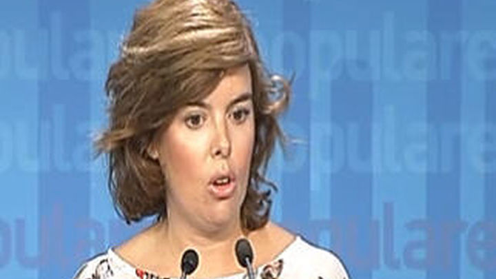 """El PP critica el último paquete de medidas """"inconexas"""" que el Gobierno lleva al Congreso"""
