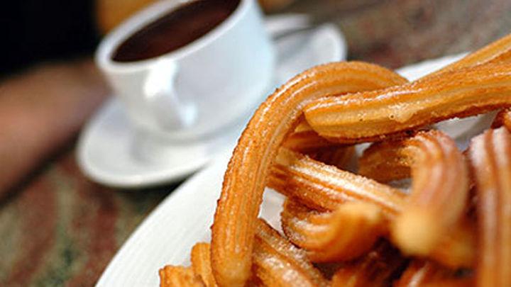 El churro picante con tomate o té verde conquista el paladar australiano