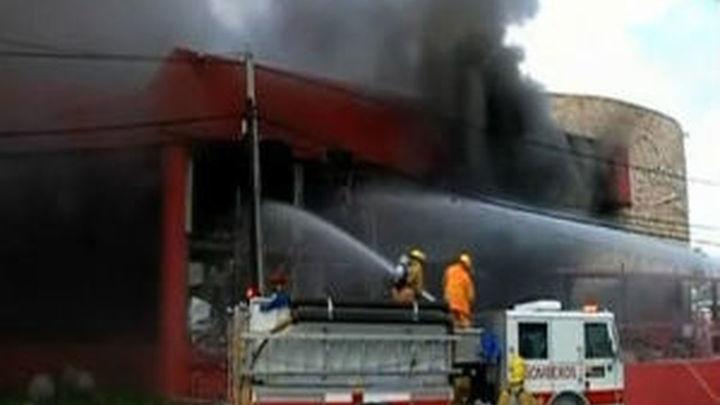 Al menos 53 los muertos en el ataque e incendio de un casino mexicano por sicarios