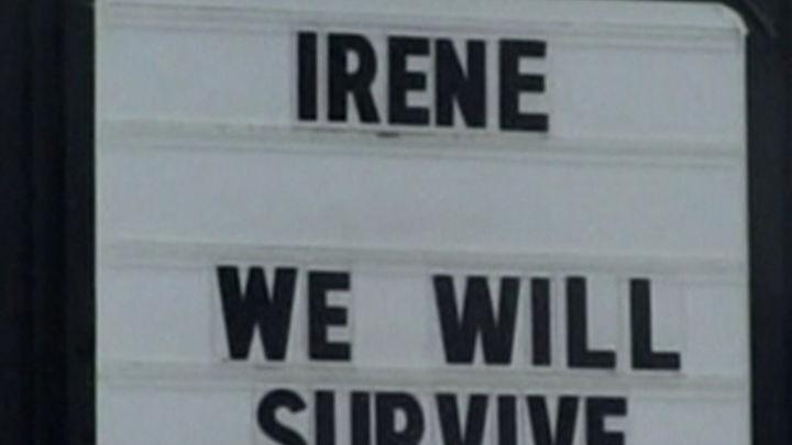 """Las autoridades afirman que """"lo peor de Irene ya ha pasado, pero aún es peligrosa"""""""